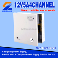 CCTV SERIES 12V 20A OUTPUT MODEL LED POWER SUPPLY WITH CE/ FCC PASS