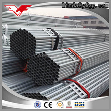 China manufacturer of hot dip galvanized steel electric conduit emt pipe and tubing