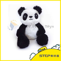 Manufacturer Plush Lovely Panda Toy For Crane Machines