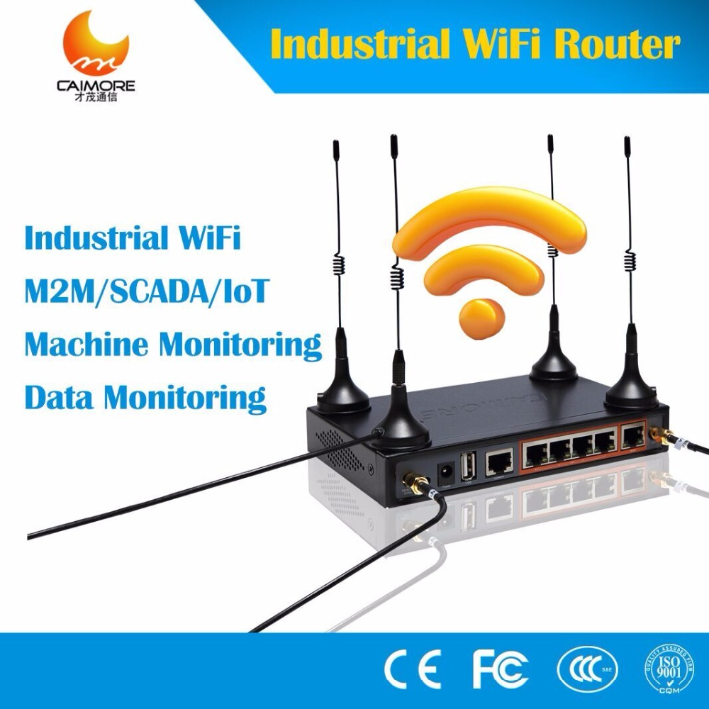 Industrial 3G embedded module rs232 and WiFi for M2M SCADA IOT