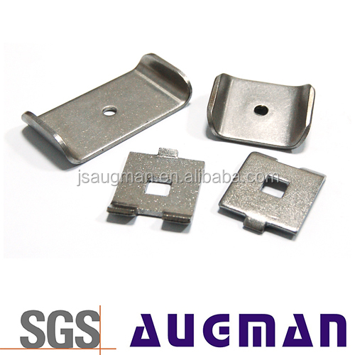 Custom sheet metal stamping parts with laser cutting parts CNC pounching service