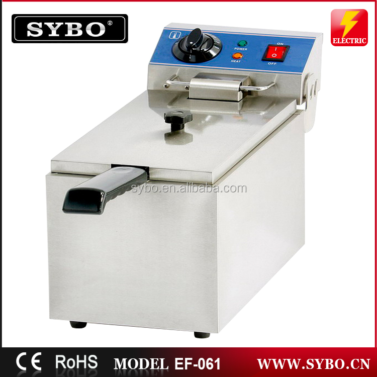 EF series commercial stainless electric deep frier
