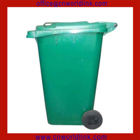 Industrial Standing 240L Outdoor Recycling Garbage Bin