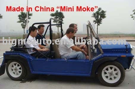 GREEN POWER MINI MOKE CAR