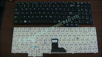 Notebook keyboard Laptop parts For SAMSUNG R525 R528 R530 R540 Black
