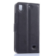 Factory Price Stand Wallet flip Cover Credit card flip case for Doogee Y100 Pro In Stock