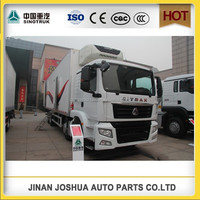 Good quality durable howo/ Dongfeng refrigerated van and truck in dubai