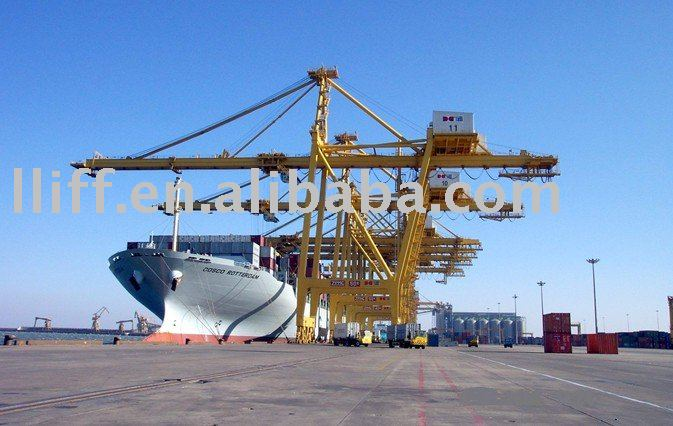 Best sea shipping rates from China to Brazil Argentina
