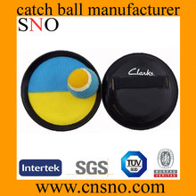 High-end custom design sport medallion Catch Ball set