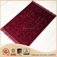 cheap janamaz prayer rugs with cheap price