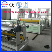 PP PC hollow grid sheet manufacturing machine
