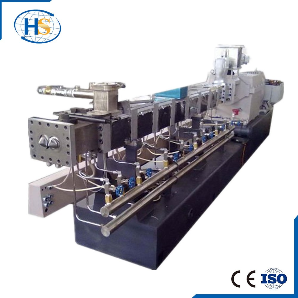 PE PP Recycling Pelletizing Machine