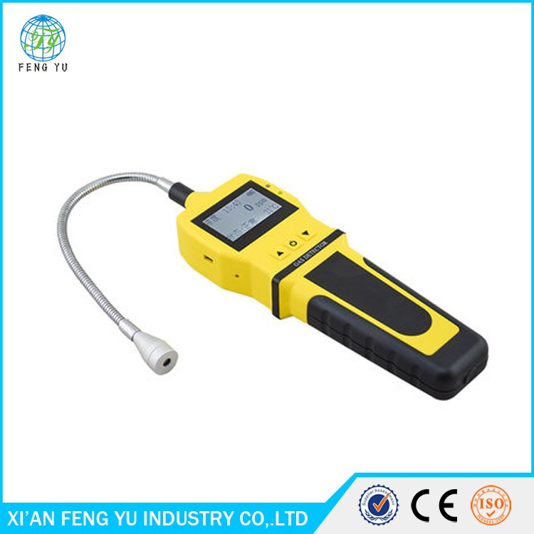 Portable Combustible Gas Leak Meter Methane/Propane Leakage Detector