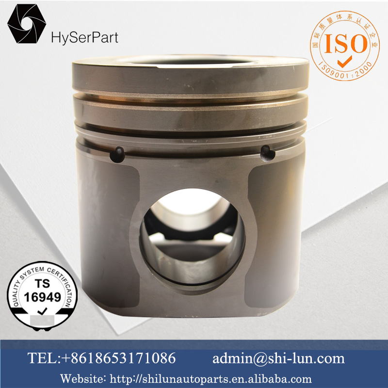 made in china diesel engine parts and function piston with 4 rings Factory Price forged piston mitsubishi piston For MITSUBISHI