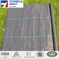 Anti-UV Black PP Woven Weed mat