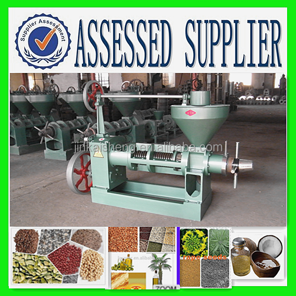 CE Approve Flax Seed Cold Oil Press Machine/Herb Oil Press