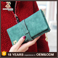 High Capacity Fashion Women Wallets Long PU Leather Wallet Female Hasp Clutch Coin Purse Ladies