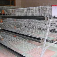 Kenya 120 birds layer chicken battery cage for poultry farm