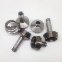 High quality and demand product e-cigarette/custom aluminium stainless steel parts with e-cigareet spare parts