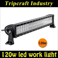 hot sale easy to clean led auto light bar 21 inch 120w led driving light bar