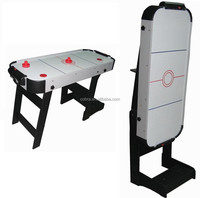 Hot-sale!!! good qualtity folding air hockey table