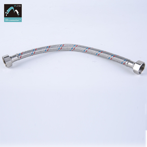 Yuyao Stainless Steel 304 Flexible Braided Metal Hose