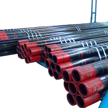 API 5CT petroleum seamless steel vam top  casing pipe
