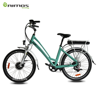250w 350w electric city bicycle hidden battery power e bike for lady