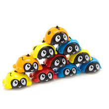Popular gyro top car multiple rotation battle gyro cars for kids