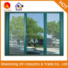 sliding pvc window, New style pvc sliding window with grilles
