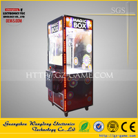The best selling arcade toy claw crane game machine for boys and girls