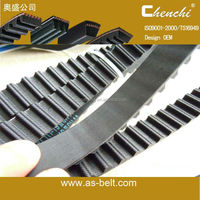 081671 9619779380 58114X17 peugeot 405 206 / timing belt, 114MR17/114RPP17auto spare parts, hot rubber belt