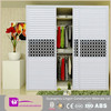 Wholesale latest simple wardrobe sliding door design
