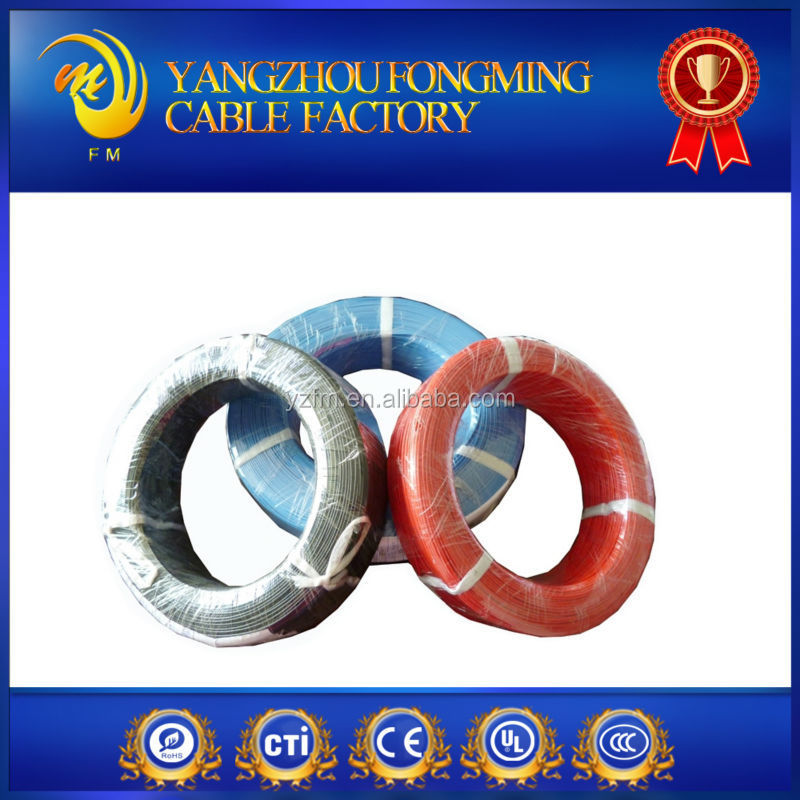 UL3343 600V 200C High Temperature and High Voltage Ignition Cable Manufacturer