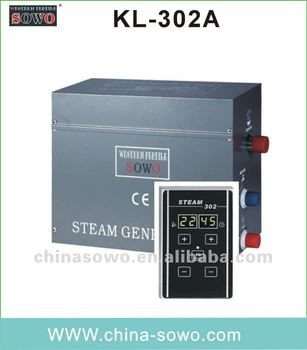 black square steam generator manufacturer with CE certificate