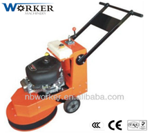 WKG250 concrete grinder epoxy floor grinding machine aspult grinding machine