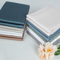 White Plain Dyed 100 Cotton Fabric For Home Textile
