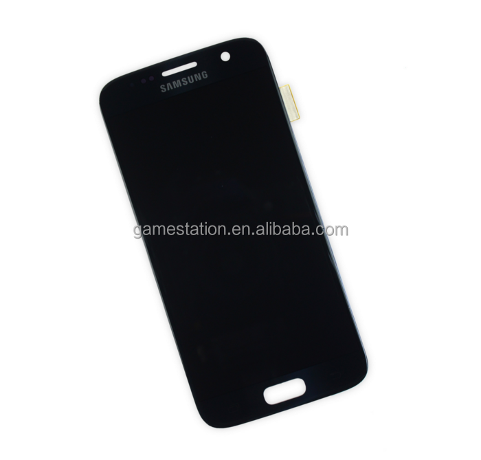 alibaba best sellers original <strong>LCD</strong> and Touch Screen Digitizer Assembly For Samsung Galaxy S7