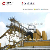 QLB40 Bitumen Batching Plant Hot Material Asphalt Mixing Plant with Schneider items