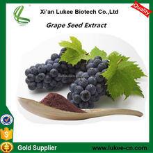 Accobio supply Antioxidant Grape Seed Extract OPC and Polyphenol
