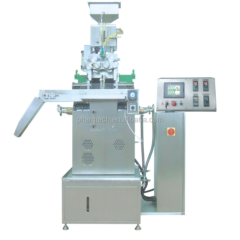 Small scale Soft Gelatin capsule making machine for different oil product