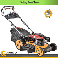 Key start Self Propelled Lawn mower, CE approved