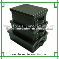 battery storage container