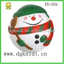 2013 Best selling christmas gifts for home decoration with round gift box
