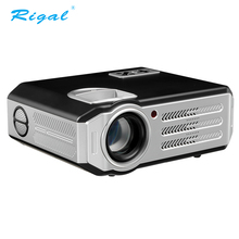 Best projector android smart led mini projector 1080P Full HD Home Theater