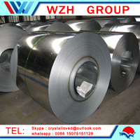 0.14mm~0.6mm Hot Dipped Galvanized Steel Coil/Sheet/Roll GI For Corrugated Roofing Sheet and Prepainted Colo from China supplier