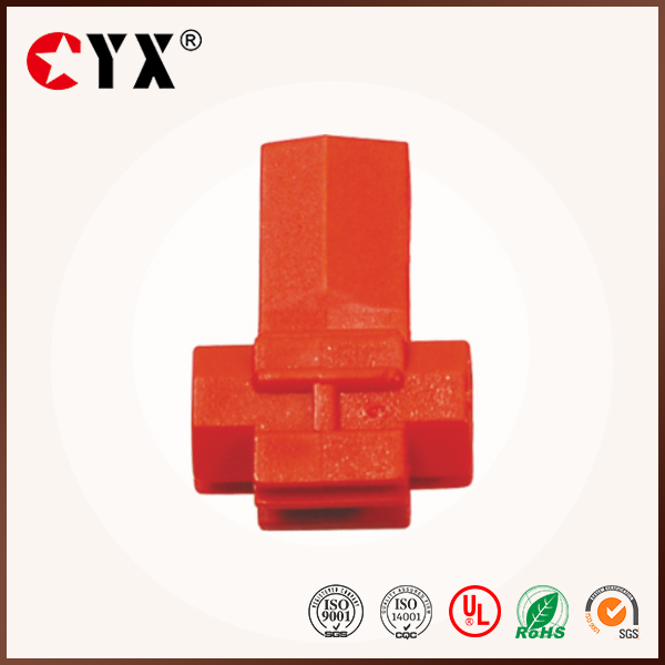 22AWG-18AWG Mid-way Wire Connector with Nylon material