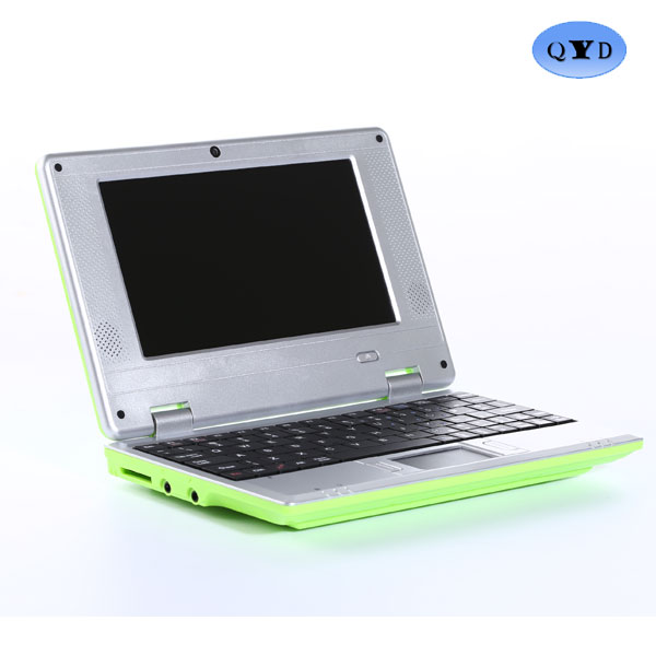 7 inch mini Laptops VIA 8880 Dual Core mini UMPC for Android 4.4