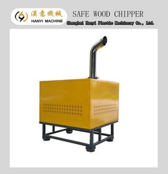 Electric wood chipper,forestry recycling chopper,wood crusher machinery