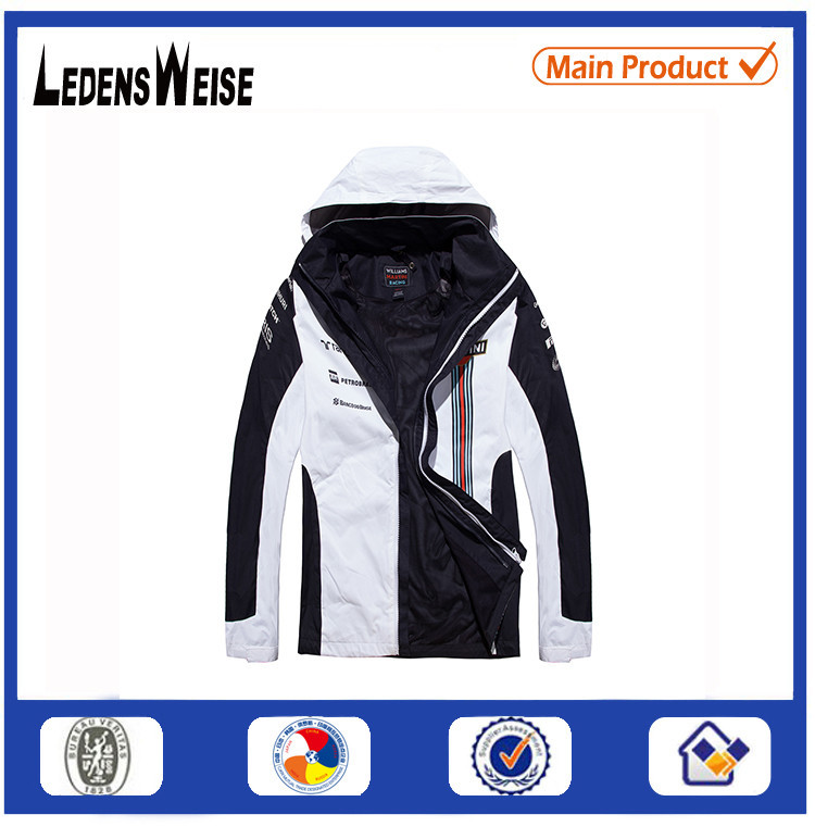 Benz working durable fabric army police jacket windproof outdoor winter jacket
